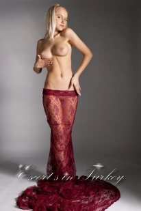 Luxury escort Yaroslava - Escorts in Turkey